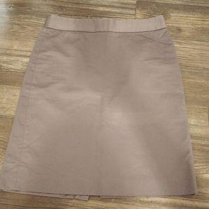 J. Crew Size 4 Pencil Skirt